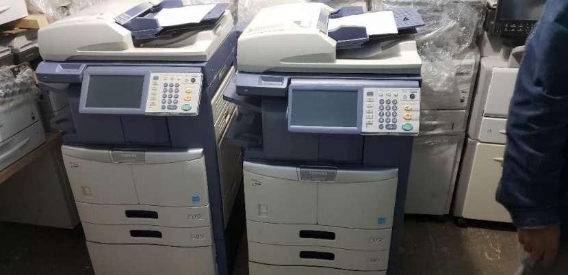 Fotocopiadoras seminuevas Toshiba Ricoh Lanier Savin - 2