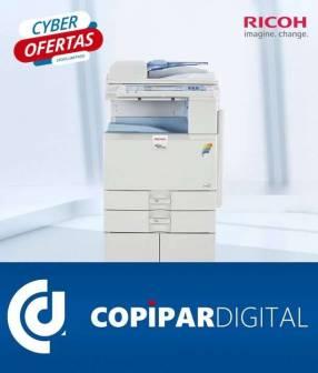 Impresoras y fotocopiadoras Ricoh full color láser