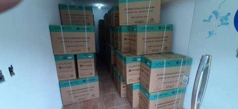 Aire acondicionado Haustec 12.000 btu - 0