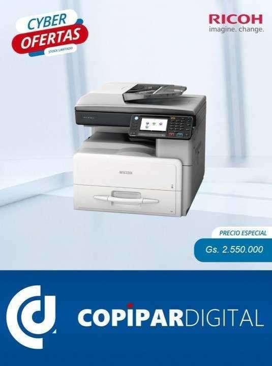 Fotocopiadoras seminuevas Toshiba Ricoh Lanier Savin - 0