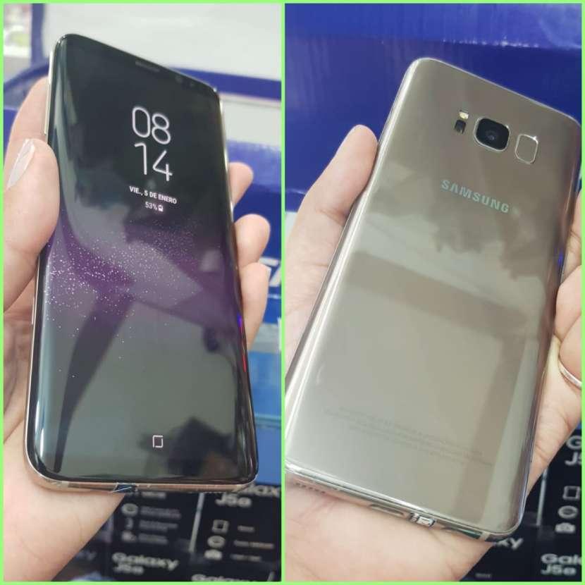 Samsung Galaxy S8 usado y con garantía - 0