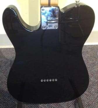 Guitarra eléctrica Fender Telecaster Deluxe y accesorios - 6