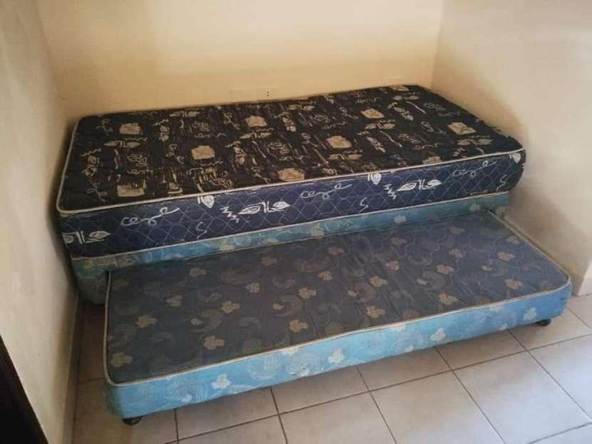2 camas Sueñolar