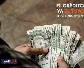 Créditos en efectivo