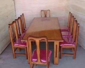 Comedor 8 sillas