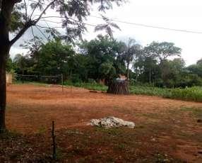 3 terrenos en Areguá 1 sobre asfalto y 2 a 1/2 cuadra