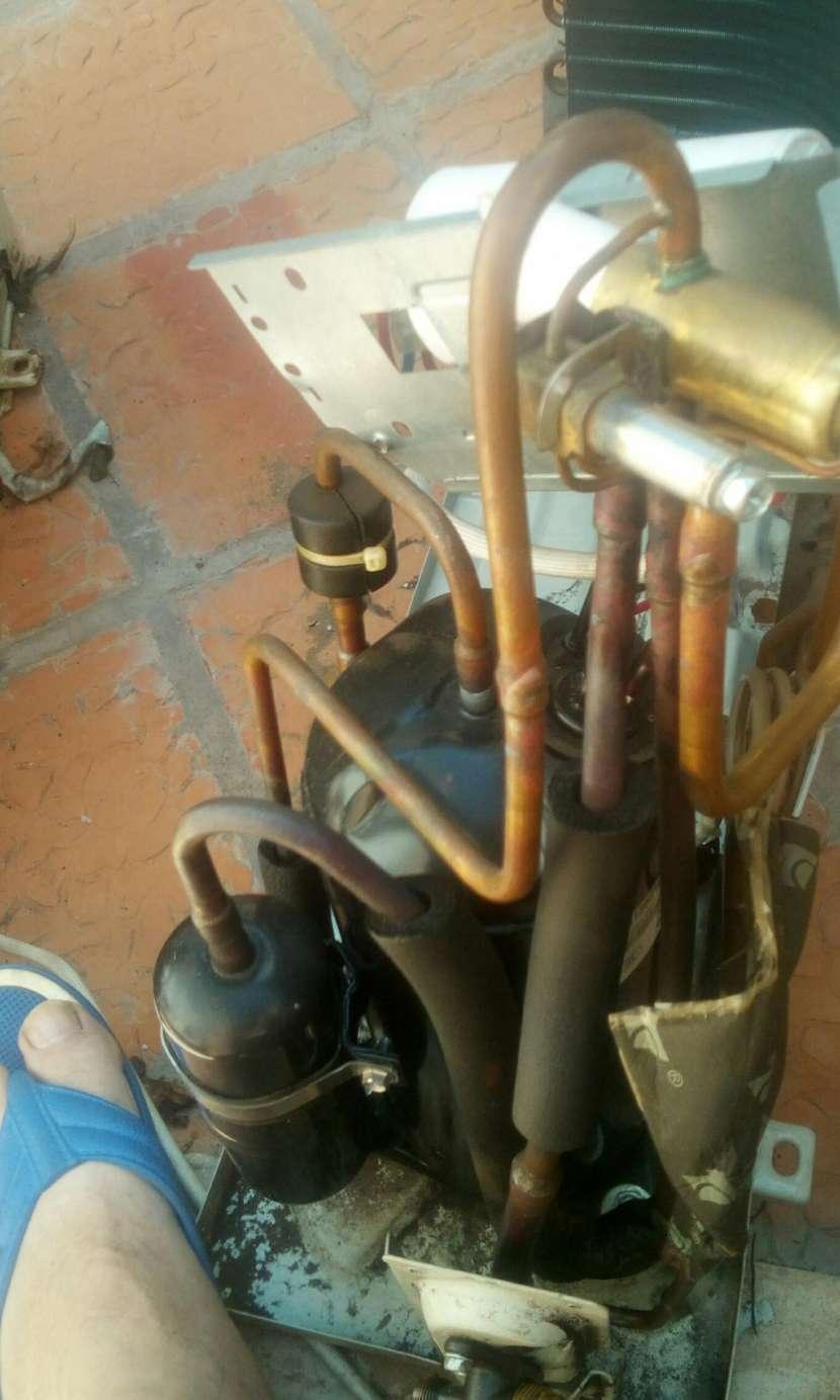 Mantenimiento de aire split y lavarropa - 2