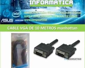 Cable VGA de 10 mts