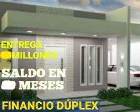 Duplex en Ñemby