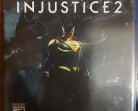 Injustice 2 para PS4