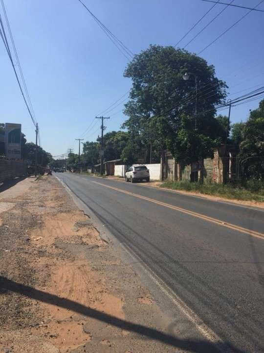 Terreno 800 m2 sobre avenida Las Residentas Luque Areguá - 2