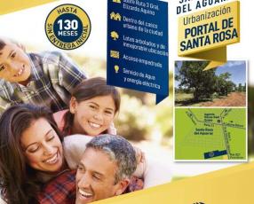 Terreno en Santa Rosa del Aguaray