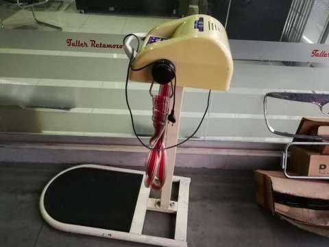 Masajeador de cinturas para uso de masaje o de gimnasia