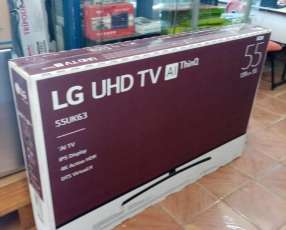 Tv led smart LG full UHD 4k de 55 pulgadas