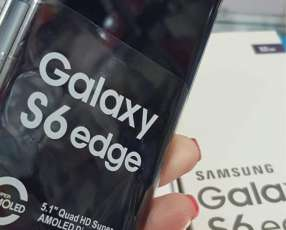 Samsung Galaxy S6 Edge impecable