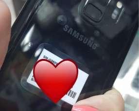 Samsung Galaxy S9 impecable con protector 360