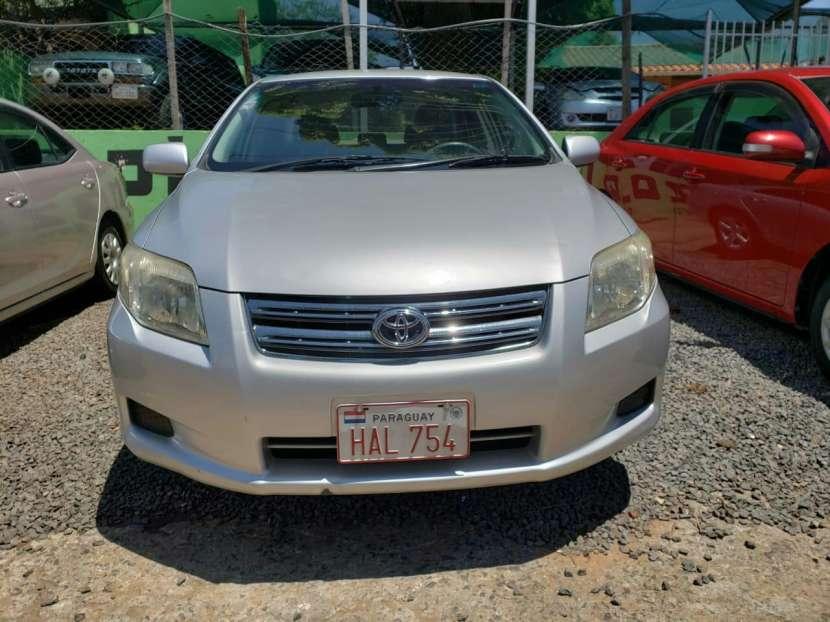 Toyota Axio 2007 naftero automático - 0
