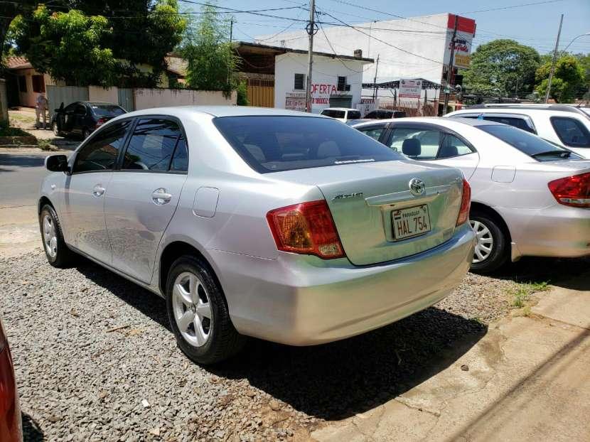 Toyota Axio 2007 naftero automático - 4