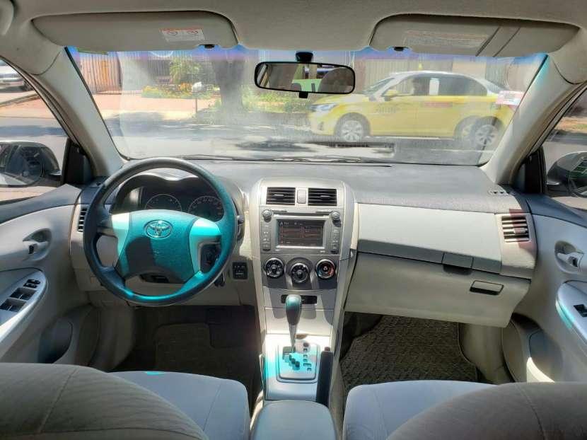 Toyota Axio 2007 naftero automático - 5