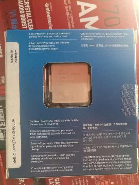 Placa madre y procesador - 1