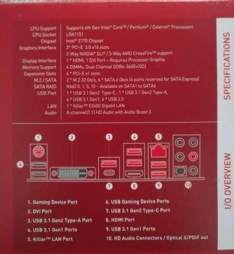 Placa madre y procesador - 4