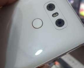 LG G6 impecable con protectores de regalo