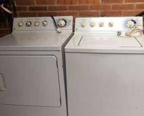 Lavarropas y secarropas General Electric