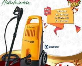 Hidrolavadora power wash Electrolux 1600W