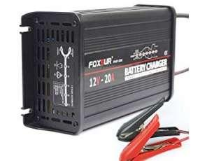 Cargador de batería 12V 20A 7 etapas