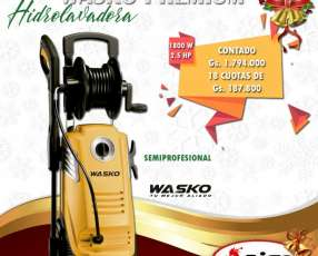 Hidrolavadora Wasko Premium 1800W 2,5 HP