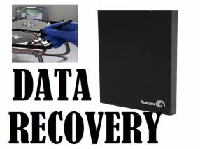Data recovery HDD externo 2.0 TB Seagate 3.0 usb negro