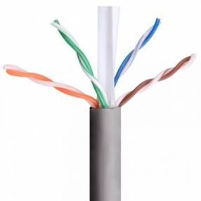 Cable utp cat6 imexx 11236 blanco