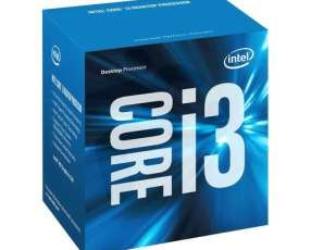 CPU Intel 1151 core i3-7100 3.90 Ghz 3mb box