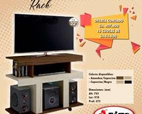Rack para TV Guaiba