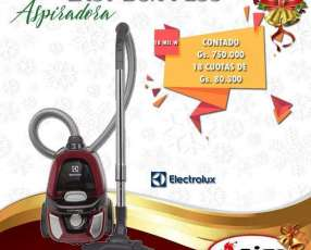Aspiradora Electrolux Easy Box Plus 1800w Roja