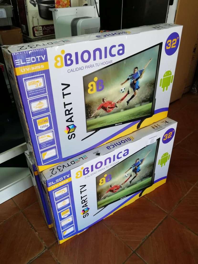 Tv led smart Bionica 32 pulgadas - 0