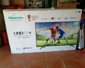 Tv led UHD 4K 55 pulgadas Hisense