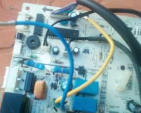 Reparación placas de aire y lavarropas