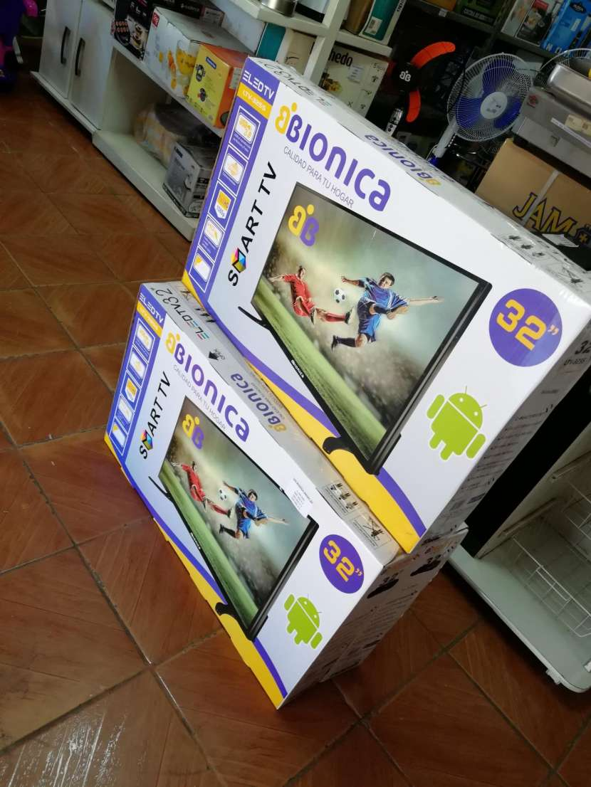 Tv led smart Bionica 32 pulgadas - 1