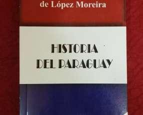 Libro Historia del Paraguay de Mary Monte