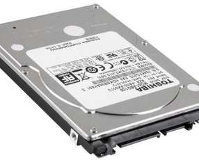 Hdd para notebook 500 gb Toshiba 5400