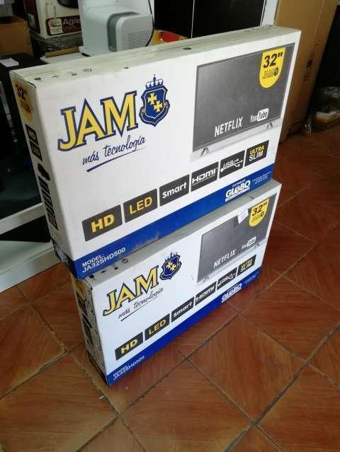 TV Smart JAM de 32 pulgadas - 0