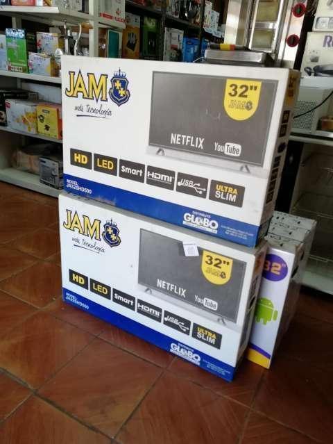 TV Smart JAM de 32 pulgadas - 1