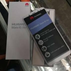 Huawei Mate 10 lite nuevo 64 gb