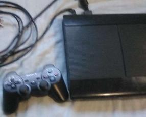 PS3 con accesorios