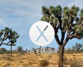 Instalo Mojave OS X en Mac antigüos no soportado