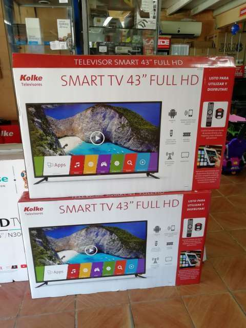 Tv led smart Kolke 43 pulgadas - 1