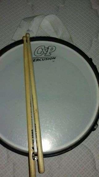 Redoble C&P percusión 14