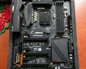 Placa madre AsRock Z170 extreme 4