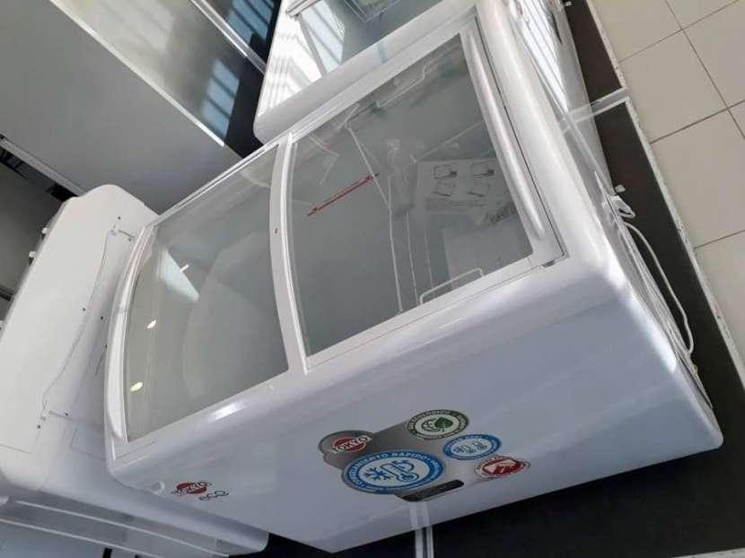 Congelador Tokyo para helado